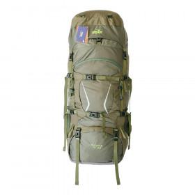 Рюкзак туристический Tramp Ragnar 75+10 (зеленый)