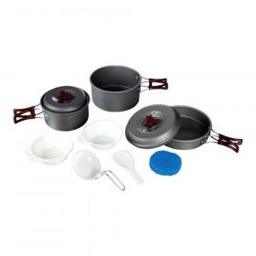 Набор посуды на 2-3 персоны Tramp TRC-024
