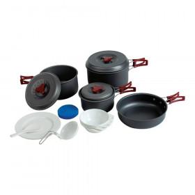 Набор посуды на 4-5 персон Tramp TRC-026
