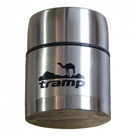 Термос 0,5 л с широким горлом Tramp TRC-077