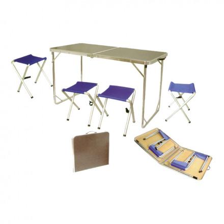 Набор складной мебели в кейсе Tramp TRF-005