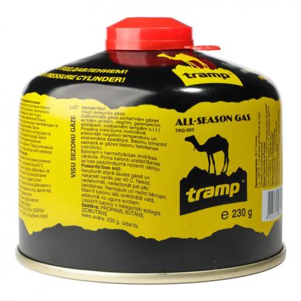Газовый баллон 230 гр TRAMP изображение 1