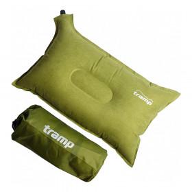 Подушка самонадувающаяся Tramp Комфорт Плюс TRI-012 (43х34х8,5см)