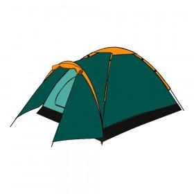 Палатка туристическая Totem Summer 3 Plus (V2)