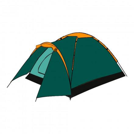 Палатка туристическая Totem Summer 4 Plus (V2)