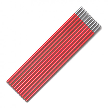Сегменты дуг для палатки (9,5х550 мм, 10 шт., алюминий)