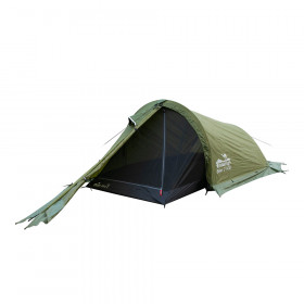 Палатка экспедиционная Tramp Bike 2 (V2) (зеленая)