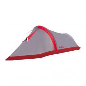 Палатка экспедиционная Tramp Bike 2 (V2) (серая)