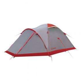 Палатка экспедиционная Tramp Mountain 2 (V2) (серая)