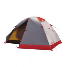Палатка экспедиционная Tramp Peak 2 (V2) (серая)