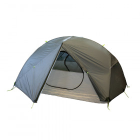 Палатка ультралегкая Tramp Cloud 3 Si (серая)