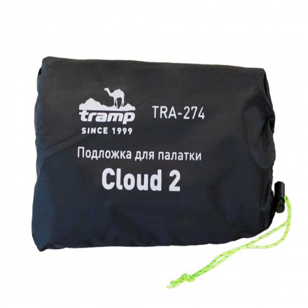 Подложка под палатку Tramp Cloud 2 Si