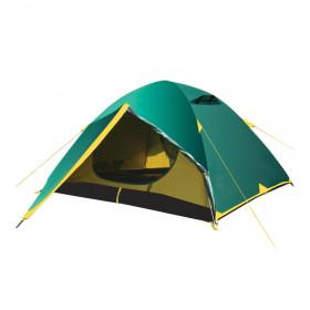 Палатка туристическая Tramp Nishe 2 (V2)
